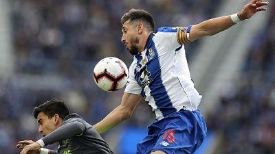 Hector Herrera dal Porto all'Atl.Madrid