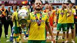 Norwich striker Pukki signs new three-year deal