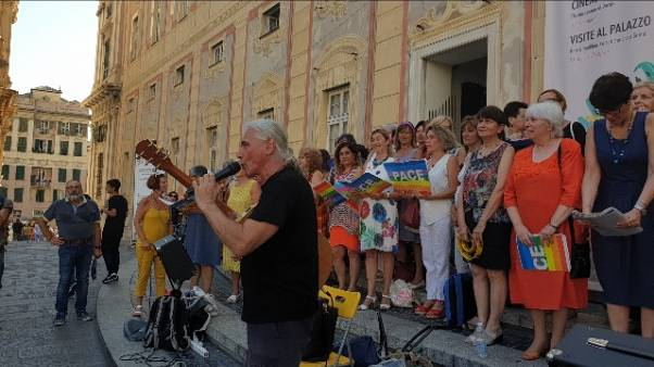Sea Watch: musica per Carola a Genova