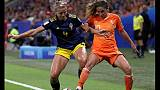 Mondiali donne: Olanda-Svezia 1-0