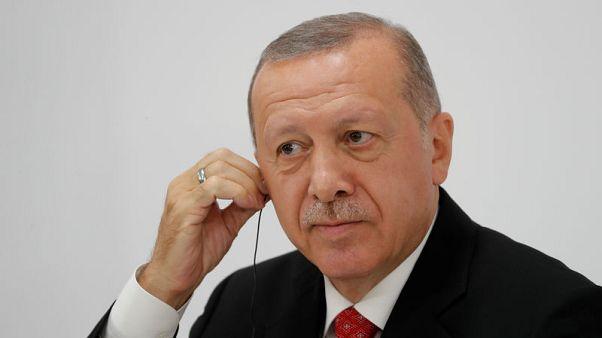 """صحيفة: أردوغان يقول رفض أمريكا تسليم تركيا مقاتلات إف-35بمثابة """"سرقة"""""""