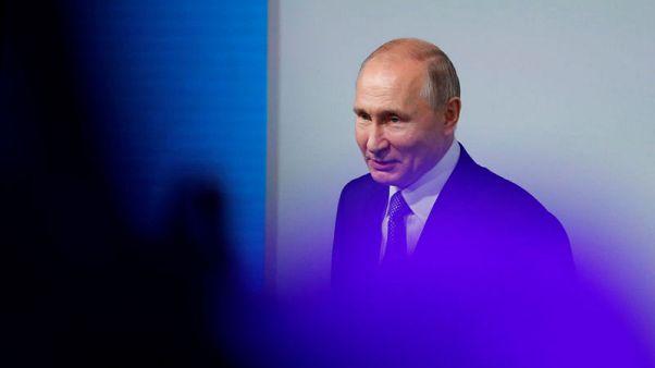 صحيفة: بوتين يقول إنه مستعد لتعزيز الحوار مع أمريكا بشأن الحد من التسلح