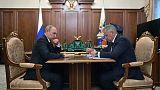 بوتين يكشف أن غواصة تعرضت لحريق قبل 3 أيام كانت تعمل بالطاقة النووية
