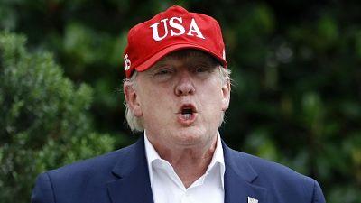 Golf, Trump incontra Se-ri Pak