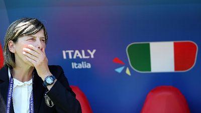 Mondiali donne, azzurre da Mattarella