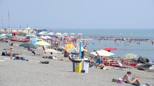 Quasi 32 milioni italiani in vacanza