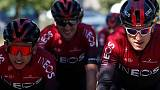 Cycling - Colombian Bernal takes Tour spotlight in Froome's absence