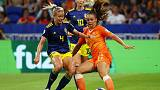 Dutch upstarts bid to shock mighty U.S. in World Cup final