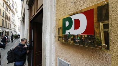 Attivisti FN assaltano sede nazionale Pd