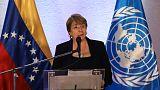 Venezuela death squads kill young men, stage scenes, U.N. report says