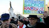 Young Jewish Europeans face more abuse than their parents -study