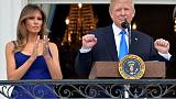 Love of country? Or a political stunt? Trump holiday speech divides Americans