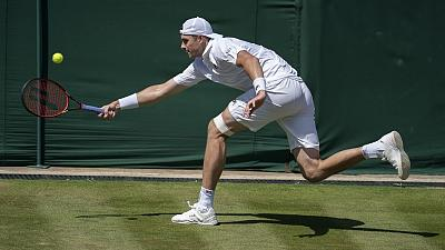 Isner's hopes extinguished on 4th of July as 10 Americans march on
