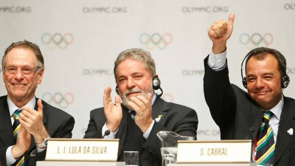 Former Rio de Janeiro governor tells judge he paid $2 million bribe to host 2016 Olympics