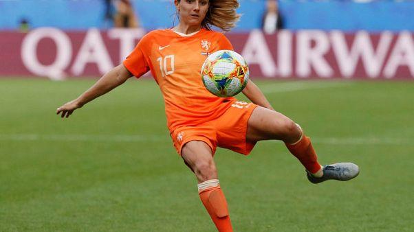 Netherlands 'love' underdog status in World Cup final - Van de Donk