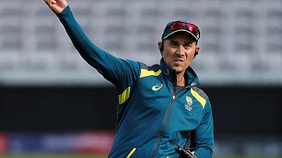 Train hard, play easy, says Langer after bruising nets session