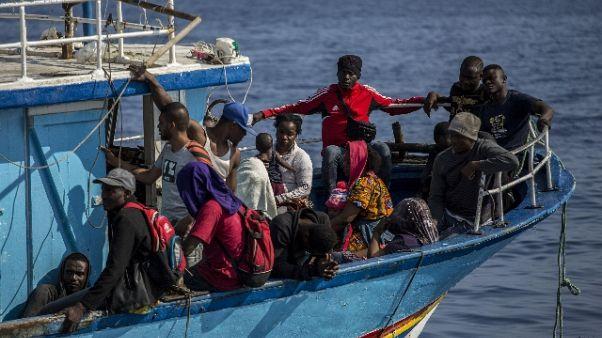 Lampedusa, secondo sbarco in poche ore