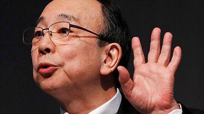 BOJ depgov Amamiya says won't rule out any option if more easing needed
