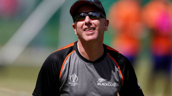 Stead confident New Zealand can fire in semi-finals