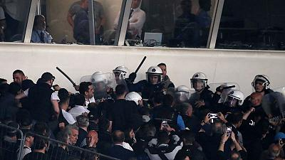 Greece hopes top league overhaul will boost crowds, revenue