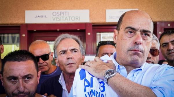 Zingaretti, governo in confusione