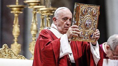 Papa vede Chiesa greco-cattolica ucraina