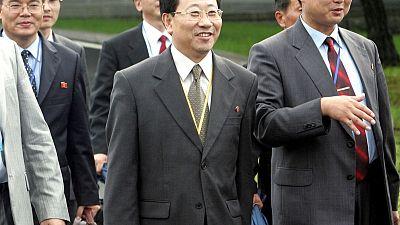 Former ambassador may be North Korea's new point man in U.S. talks - source
