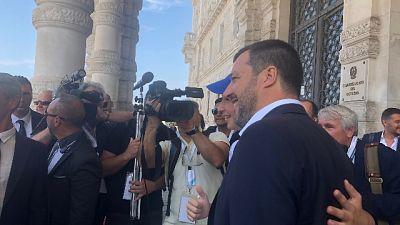 Salvini,controlli confini con ogni mezzo