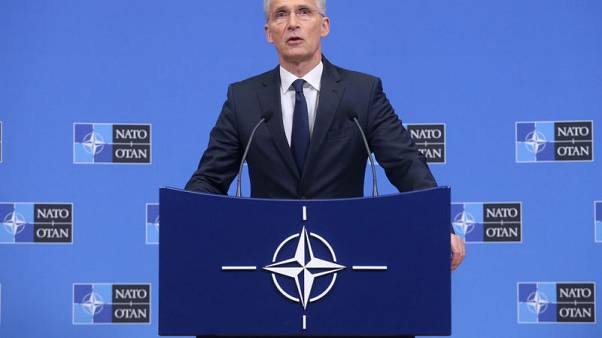 No breakthrough with Russia on INF treaty dispute - NATO's Stoltenberg