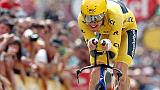 Iconic yellow jersey celebrates 100th anniversary