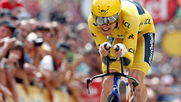 Iconic yellow jersey celebrates 100th anniversary