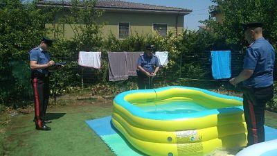 Bimbo 3 anni grave, era in piscina asilo