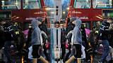 UK economy shows slowdown signs as recruiters, shoppers turn wary