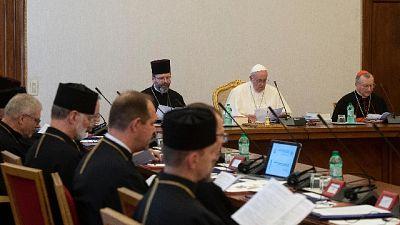 Papa, prego per Ucraina ferita da guerra