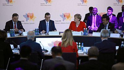 Reforming EU won't block Balkan enlargement - Merkel