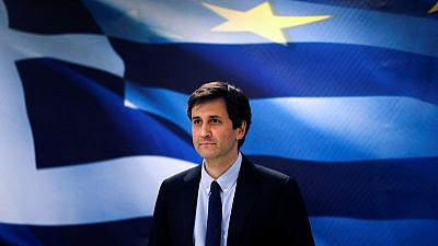 Greek opposition tax cut plans are too costly, minister says before vote