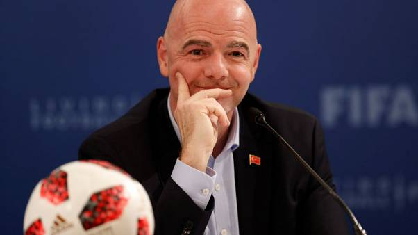 FIFA's Infantino wants to expand women's World Cup to 32 teams
