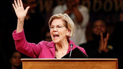 U.S. Senator Warren proposes executive action on women of colour pay gap