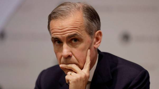 No-deal Brexit is considerable risk to UK economy - BoE's Carney