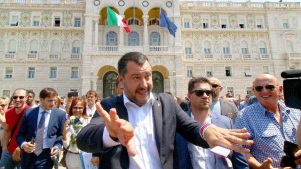 Salvini, a breve pre-intesa su Autonomia