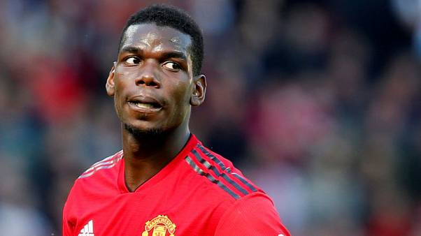 Pogba determined to leave Man United, says agent Raiola