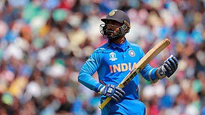 India not afraid to chase, says Karthik