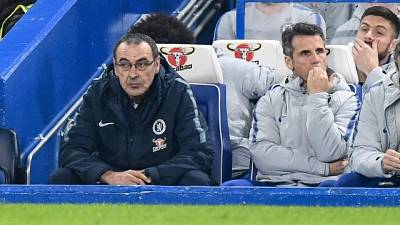 """Zola: """"Sarri top, Hazard straordinario"""""""