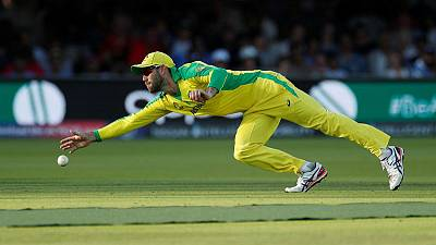 Finch confident of Maxwell fitness for South Africa clash