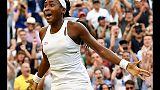 Wimbledon: Gauff super, 15/enne a ottavi