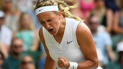 Azarenka criticises gender 'inequality' in tournament schedules