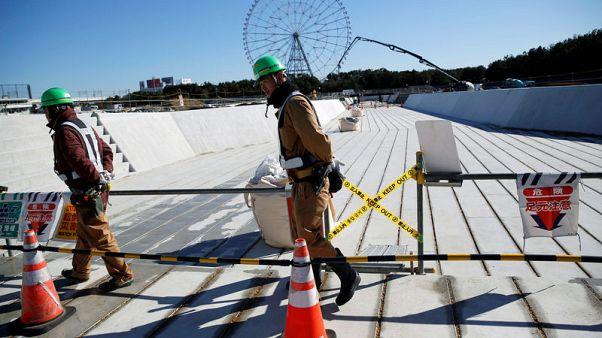 Tokyo 2020 slalom canoe venue latest to open on schedule