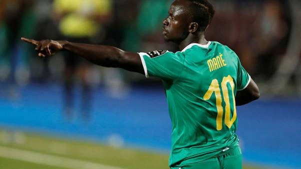 Mane says he will step down as Senegal penalty-taker for now