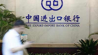 Citing trade risks, China's EXIM bank chief urges faster yuan globalisation