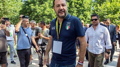 Salvini, Dublino lo ridiscutiamo da soli